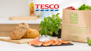 €10 Off Your First Shop at Tesco