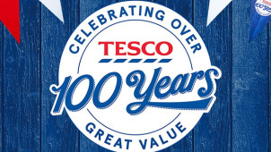 £10 Gift Card with New Customer Orders Over £65 at Tesco Groceries