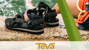 Free Delivery on Orders Over £40 at Teva