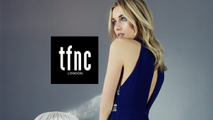 15% Off Occasion Dresses at TFNC London
