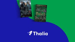 Seitenweise Buchschnäppchen 2,50€ bei Thalia