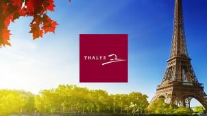 Reis al vanaf €35 naar Parijs met Thalys