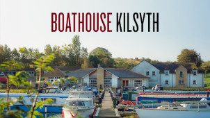 Three Course Dinner for 2 Plus Wine or Champagne from £75 at The Boathouse