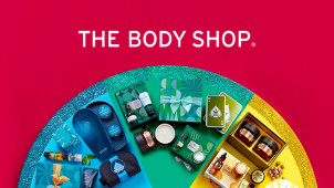 30% Off Full Price Orders at The Body Shop