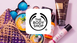 £10 Off Orders Over £30 at The Body Shop