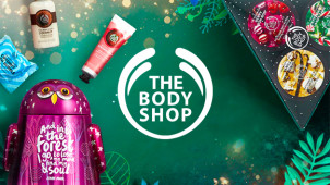 40% Off Orders Plus Free Delivery at The Body Shop
