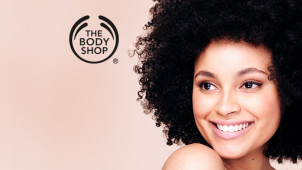 20% Off Orders at The Body Shop
