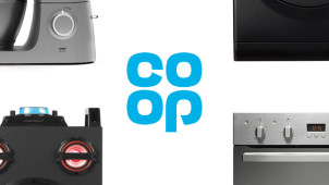 £30 Off Large Appliance Orders Over £399 at The Co-op Electrical