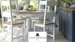 Bedroom Sale: Up to £100 Off Selected Furniture at The Cotswold Company
