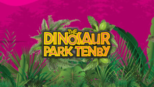 Free Entry for Children Under 2 at The Dinosaur Park