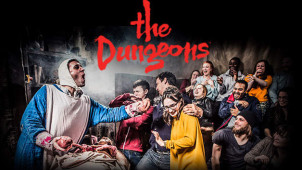 £5 Gift Card with Bookings Over £80 at The Dungeons