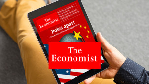 Up to 83% Off a 12-Week Print Subscription at The Economist Plus a Free Moleskine