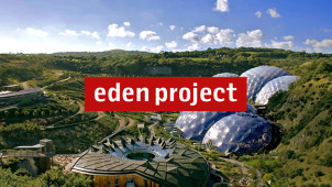 Children's Tickets from £13.50 at The Eden Project
