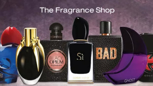£10 Off Orders Over £100 at The Fragrance Shop