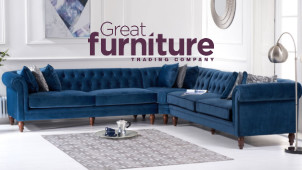 Free Delivery Available at The Great Furniture Trading