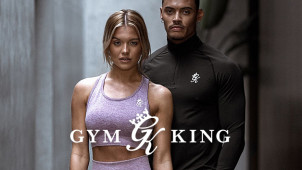 £25 Off Orders Over £100 at The Gym King