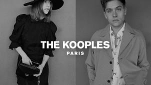 Une sélection d'articles Femme à -70%  avec The Kooples