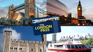 6% Off 2, 3, 6 and 10 Day Pass Orders at The London Pass