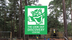1 Child Goes Free When Accompanied by a Full Paying Adult at The Look Out Discovery Centre