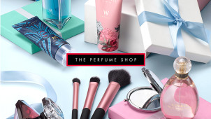 £5 Gift Card with Orders Over £50 at The Perfume Shop