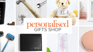 20% Off Gifts at The Personalised Gift Shop