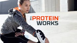 10% de remise sur tout le site The Protein Works
