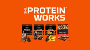 4 boîtes de Collations Protéinées à Gagner chez The Protein Works