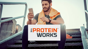 £5 Off £25 at The Protein Works
