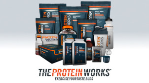 Get 30% Off Orders at The Protein Works