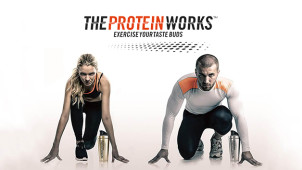 €15 Off Orders Over €50 at The Protein Works