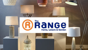 Up to 50% Off Selected Orders at The Range - Lighting, Bathroom and More!