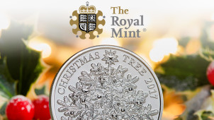 20% Off Specially Chosen Gifts at The Royal Mint