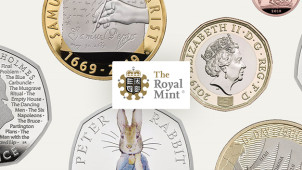 Up to 20% Off Sale Orders at The Royal Mint