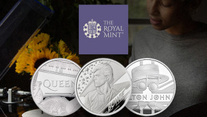Win All 3 Silver Music Legends Coins Worth £195 at The Royal Mint