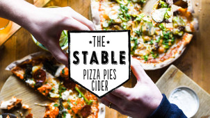 Pizza, Side Salad and Drink for £10 on Tuck-in-Tuesdays at The Stable