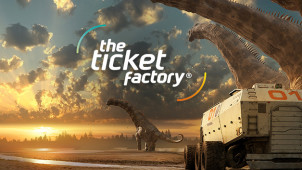 15% Off Dinosaurs In the Wild at The Ticket Factory