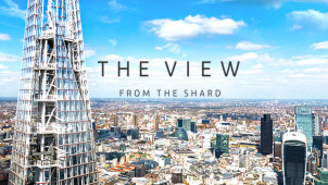 38% Off Ticket Plus Optional Champagne for £8 at The View from the Shard