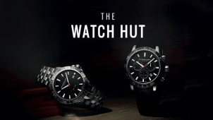 £50 Off Orders Over £200 at The Watch Hut