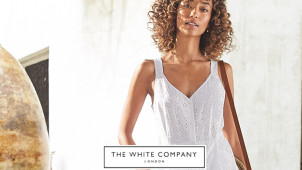 10% Off Full Priced Orders at The White Company