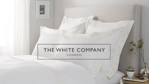 10% Off Full Priced Orders Plus Free Delivery Over £50 at The White Company
