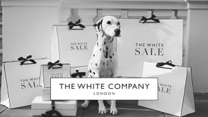 10% Off Plus Free Delivery on Orders Over £50 at The White Company