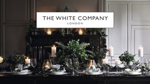 10% Off Orders Over £50 Plus Free Delivery at The White Company
