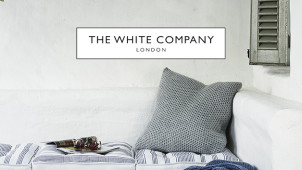 15% Off Plus Free Delivery on Orders Over £50 at The White Company
