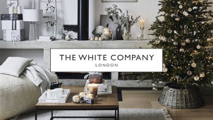 20% Off Orders this Black Friday at The White Company