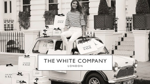 10% Off Full Priced Items Plus Free Delivery on Orders Over £50 at The White Company
