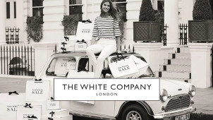 Enjoy 60% Off in the Sale at The White Company
