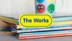 25% Off Orders Over £20 at The Works