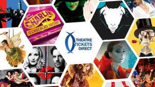 Gift Vouchers from £25 at Theatre Tickets Direct