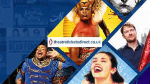 Theatre Vouchers from £25 at Theatre Tickets Direct