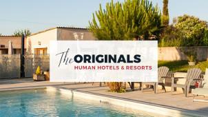 Jusqu'à -35% sur vos  Week-end avec The Originals Hotel